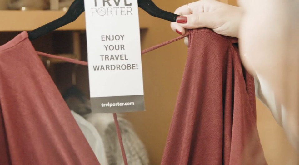 5. Your Accommodation   Collect your package upon arrival under your reservation name. Flaunt your looks and tag @trvlporter so we can follow your travel + style journey.