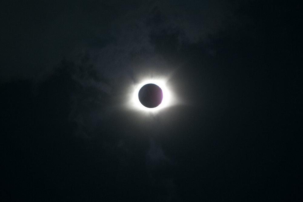 Solar Eclipse Lebanon Tennessee 2017