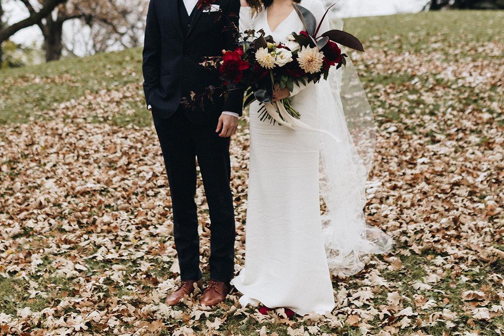 Real Wedding | Laine + Devan | Laine Palm Designs