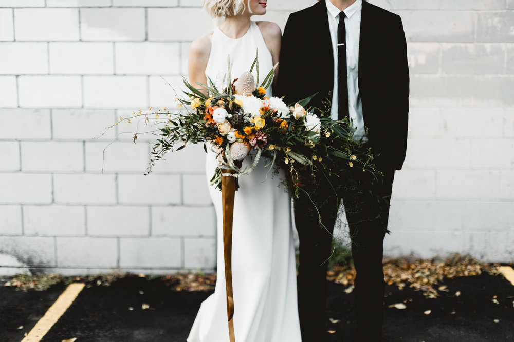 Eclectic Elegance | Minneapolis Wedding Florist