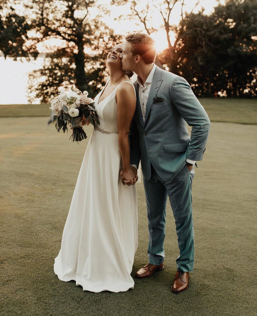 Mackenzie and Danny | Laine Palm | Day of Coordination
