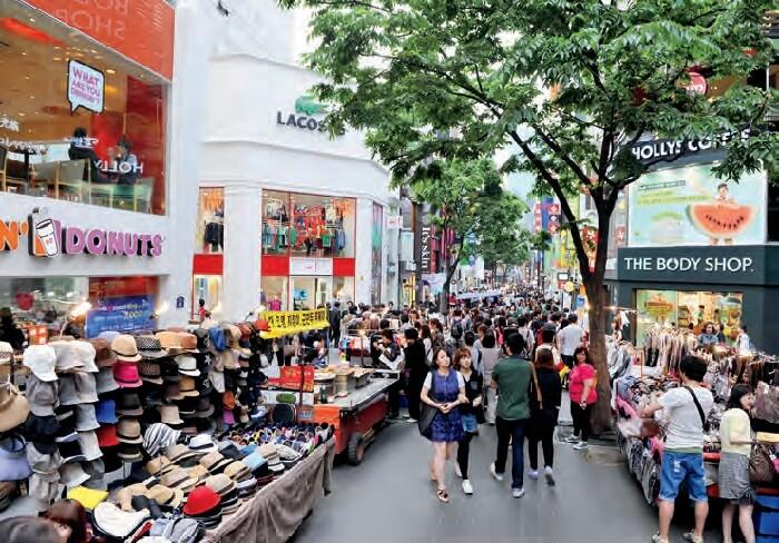 Seoul CBD