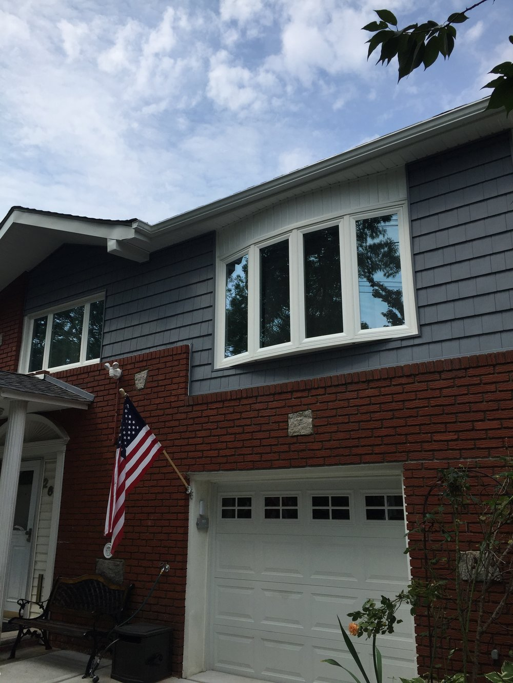 Let Your Home Stand Out    Windows, Doors & Siding