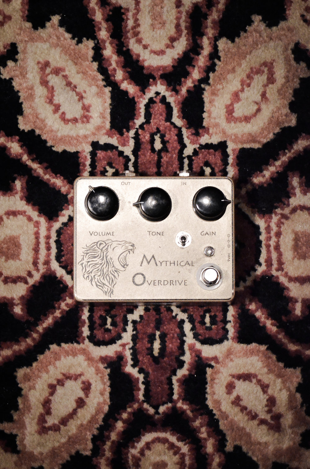 Mythical Overdrive (Klon Clone)