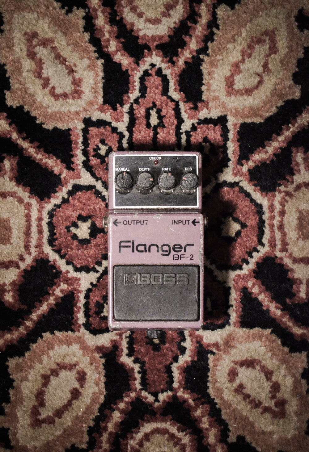 Boss BF-2 Flanger (1980's)