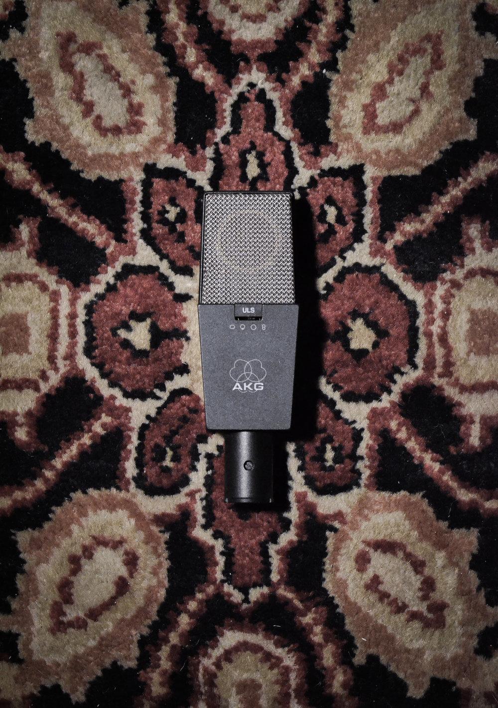 AKG 414-BULS (1980's)