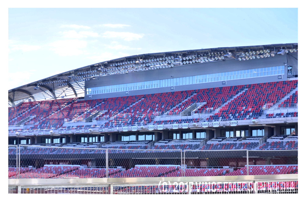 TD Place Stadium, formerely known as Landsdowne Park. is a sport facility that is home to the Ottawa Redblacks (a Canadian Football team) and the Ottawa Fury (a soccer team).