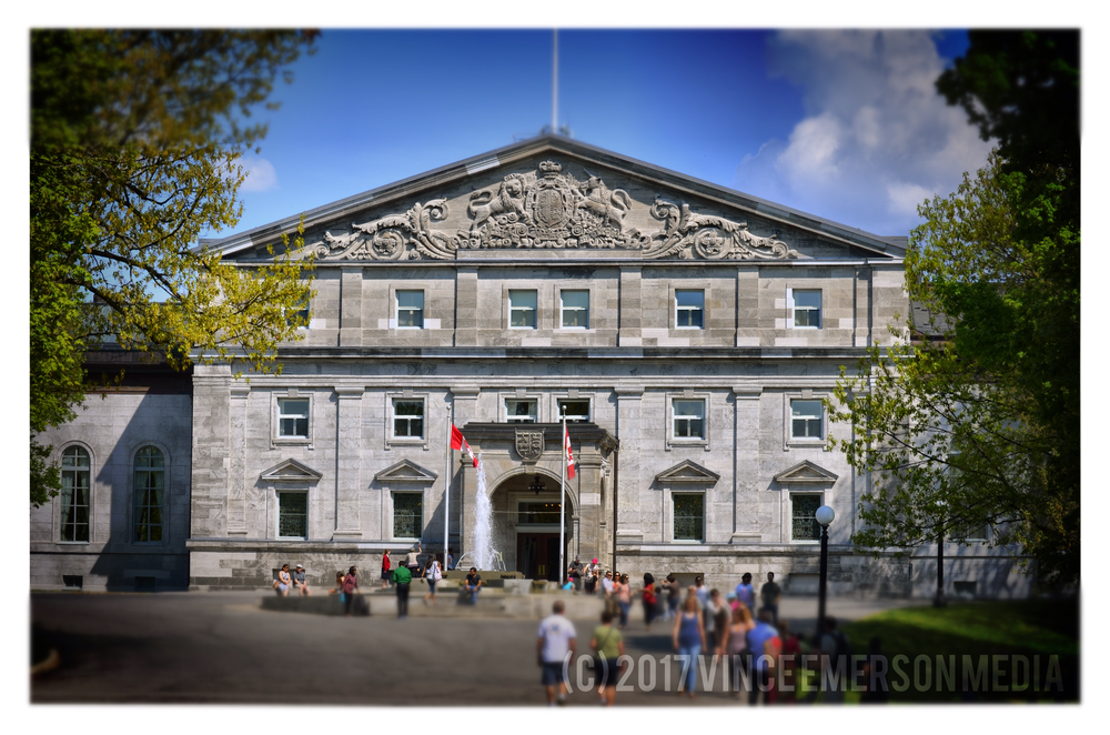 Rideau Hall is a spectacular property off Sussex Drive near the Prime Ministers home. The Canadian Monarch and Governor General reside on these premises and the Hall has regular tourists.