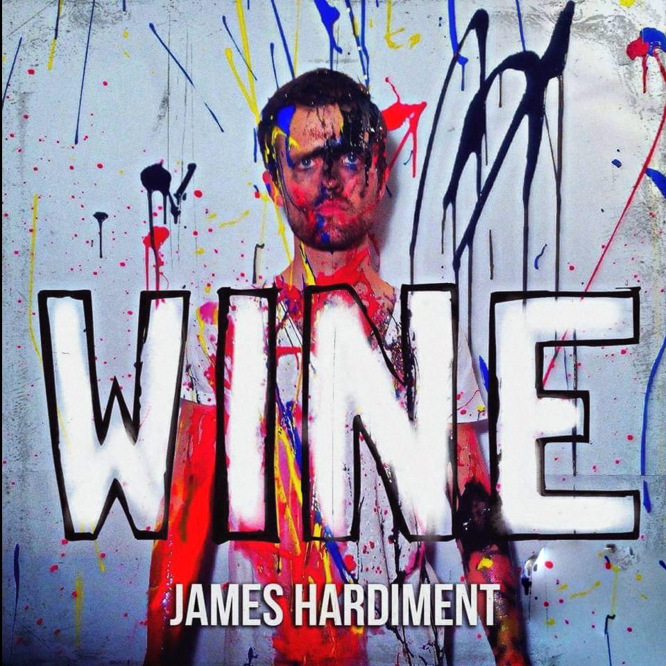 Wine Album (2017) Cover Art. Photo by Nik D.