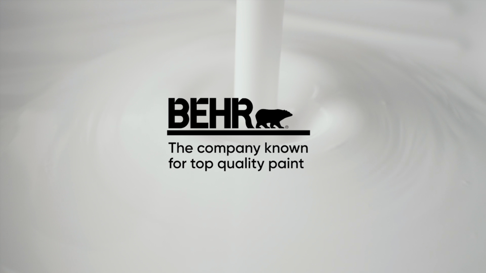 BEHR PAINT CAMPAIGN - DIRECTOR
