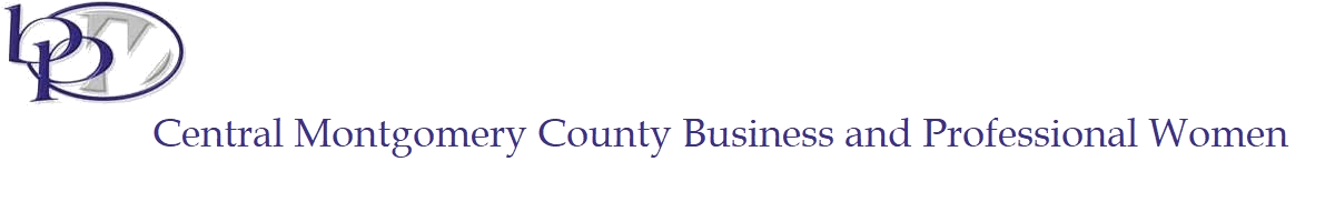 Central Montgomery County Business and Professional Women