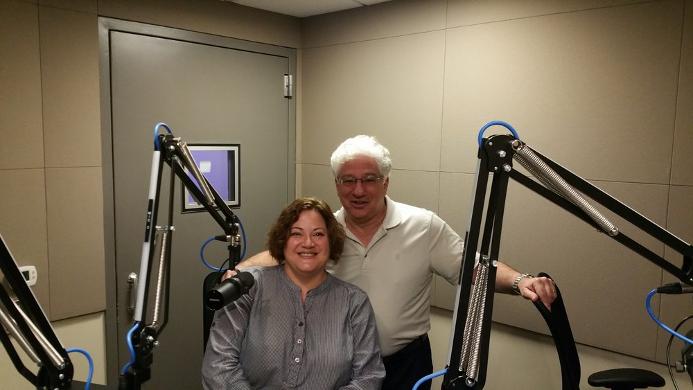 Click here for KYW legendary host, Brad Segall, interviewing President Becky Shoulberg for our 90th anniversary as the Voice of Working Women