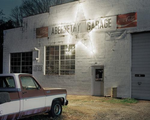Abernethy Garage Catawba County NC 2015