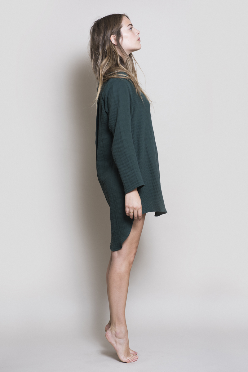 Chuck Nightshirt - Green