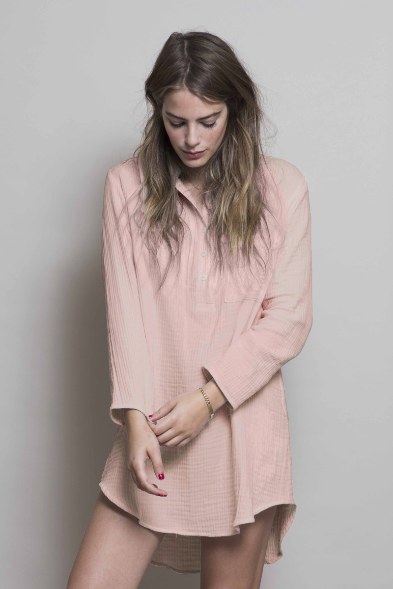 Chuck Nightshirt - Blush