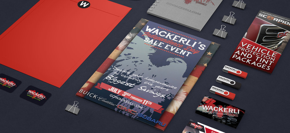 Wackerli Auto group rebrand