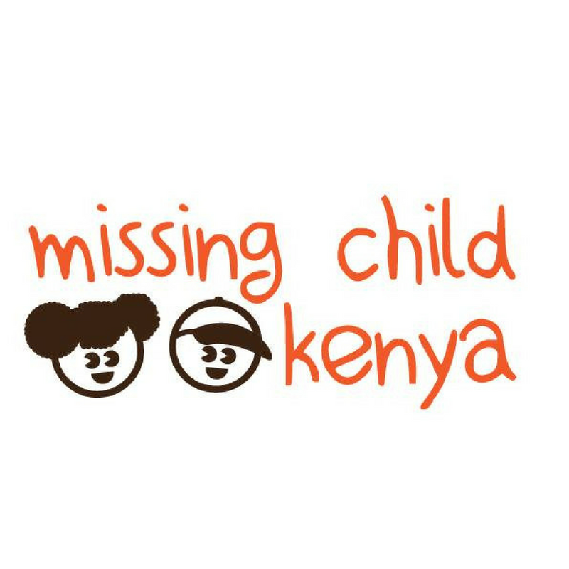 Missing Child Kenya  deliver a platform to share information about missing children across Kenya with an aim to bring them all home safe. They offer counselling and support to families who cannot find their kids.