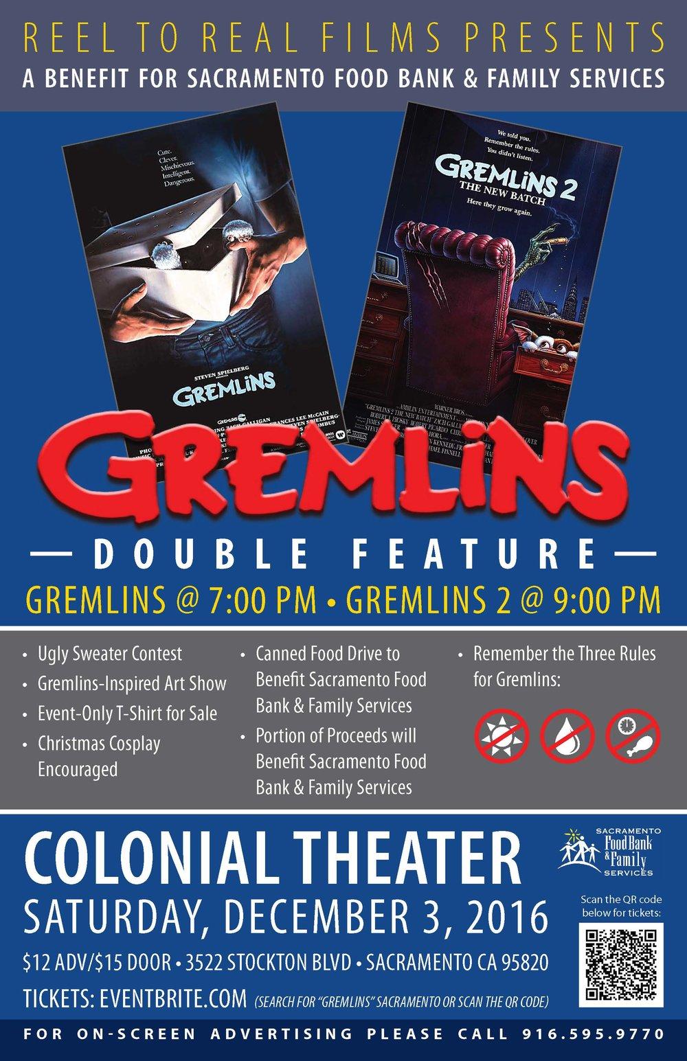 Gremilms Double Feature