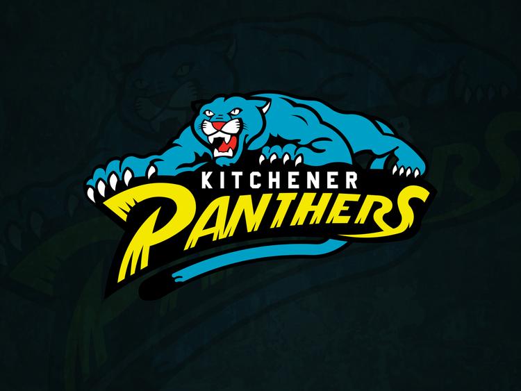 Kitchener Panthers - Brand Identity (rebrand)