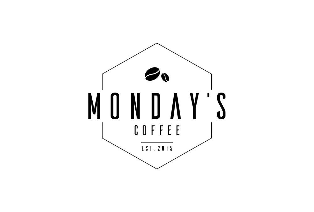 Monday's Coffee   - Brand Identity