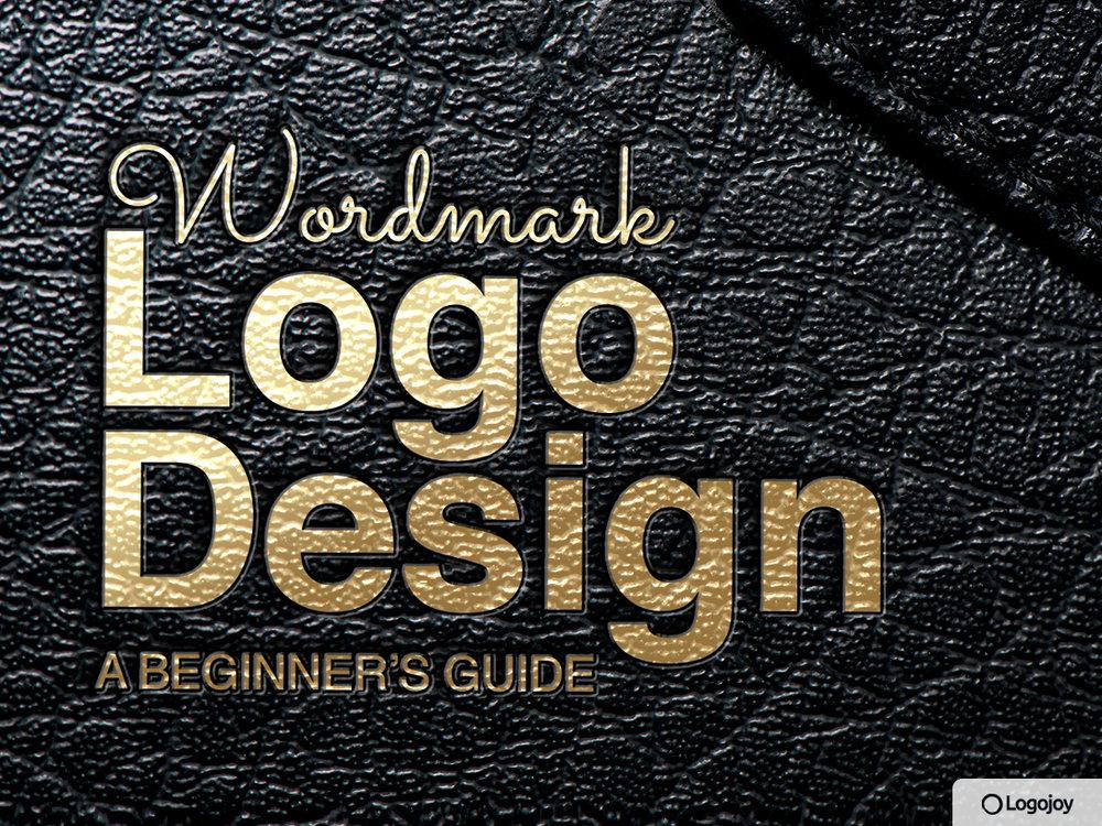 Wordmark Logo Design:A Beginner's Guide - April 9, 2018