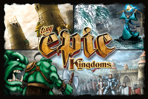 Tiny Epic Kingdoms, the game that started the Gamelyn & Almes collabo. I love the punch this game delivers while still broadly being an economic game. I bring it up in the interview, but this shares a shockingly high number of concepts as Scythe, though with a very different implementation. https://boardgamegeek.com/boardgame/148951/tiny-epic-kingdoms