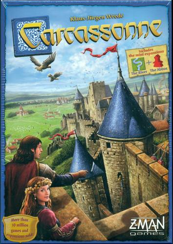 One of those classics that stays evergreen. Both incredibly approachable and yet so brutally cutthroat at high levels of play, I think Carcassonne is one of the most versatile games in my collection.  https://boardgamegeek.com/boardgame/822/carcassonne