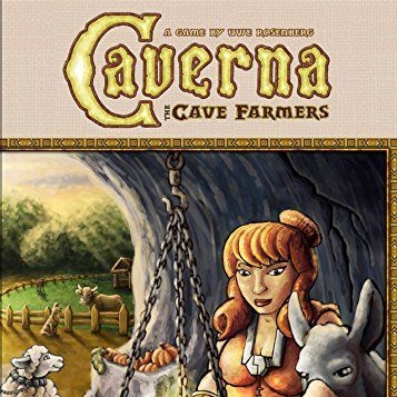 Caverna: The Cave Farmers - Written ReviewPodcast - Review & Behind the Scenes - Caverna