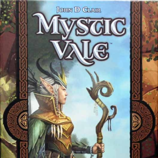 Mystic Vale - Written ReviewVideo - Rook & Record - Mystic ValePodcast - Review & Behind the Scenes - Mystic Vale