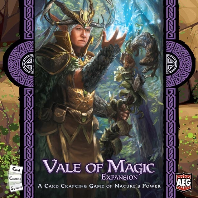 Mystic Vale - Vale of Magic - Video - Unboxing Mystic Vale: Vale of Magic