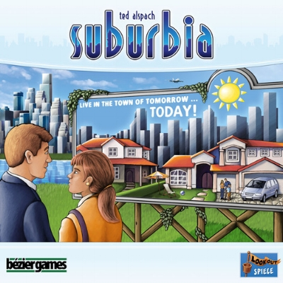 Suburbia - Written ReviewPodcast - Interview with Ted Alspach (Designer)Podcast - Ted Alspach returns! (Designer)Podcast - Review & Behind the Scenes - Suburbia