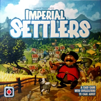 Imperial Settlers - Written ReviewPodcast - Review & Behind the Scenes - Imperial Settlers