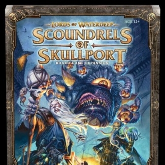 Lords of Waterdeep:Scoundrels of Skullport - Written ReviewPodcast - Review & Behind the Scenes - Lords of Waterdeep: SoS