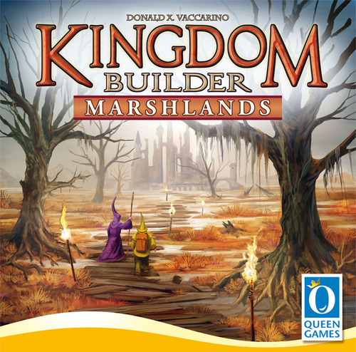 Kingdom Builder - Marshlands - Written Review