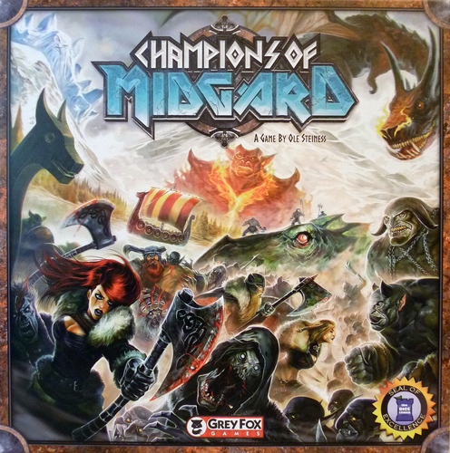 Champions of Midgard - Written ReviewVideo - Rook & Record - Champions of Midgard
