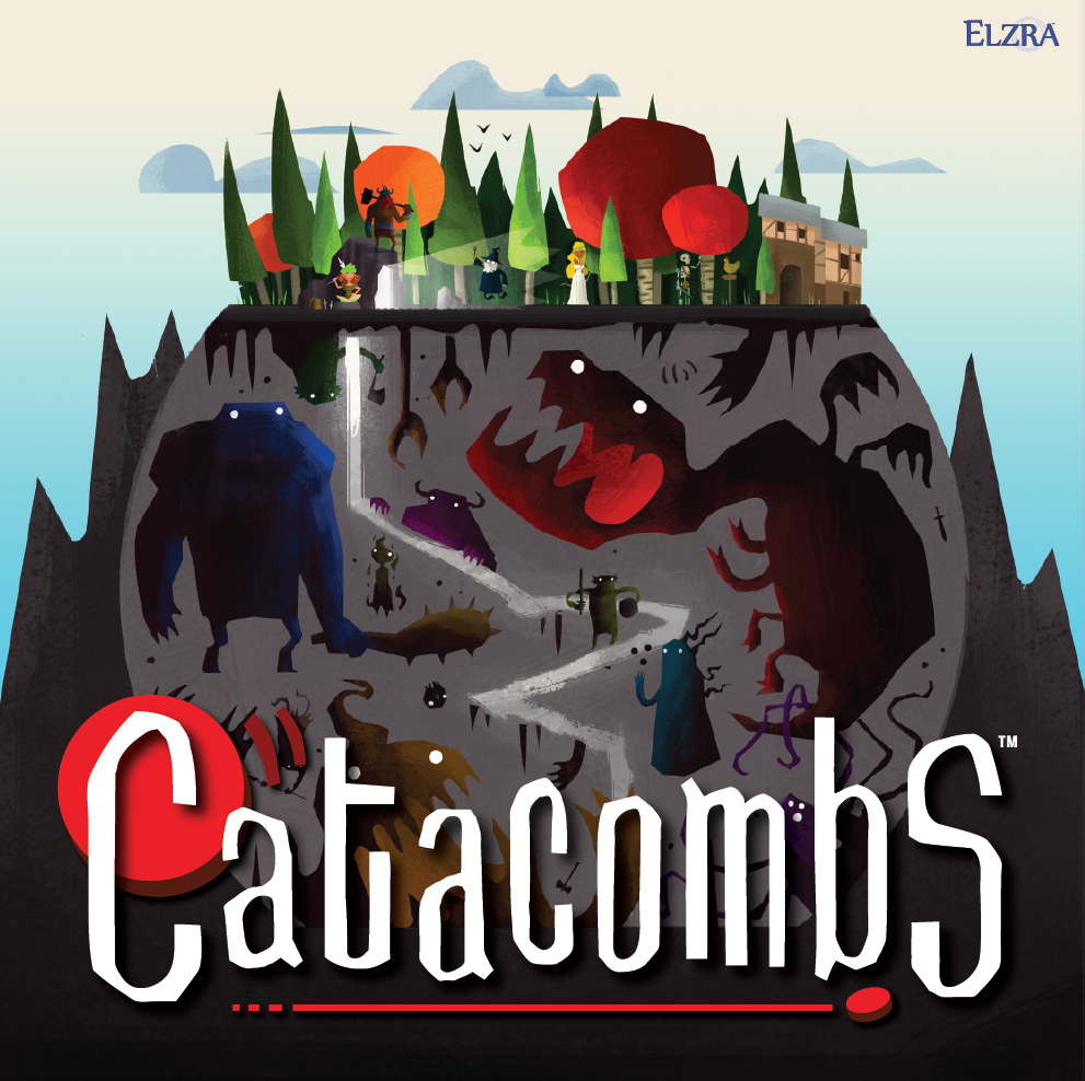 Catacombs - Video - Catacombs 3rd Edition ReviewVideo - Rook & Record - CatacombsPodcast - Interview with Aron West (Designer / Publisher) # 1Podcast - Interview with Aron West (Designer / Publisher) # 2Podcast - Dice Tower Con mini interviews ft. Aron West (Co-Designer / Publisher)