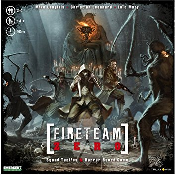 Fireteam Zero - Video - Cardboard Cutouts: 3 Strategic Horror Games to Play This Halloween