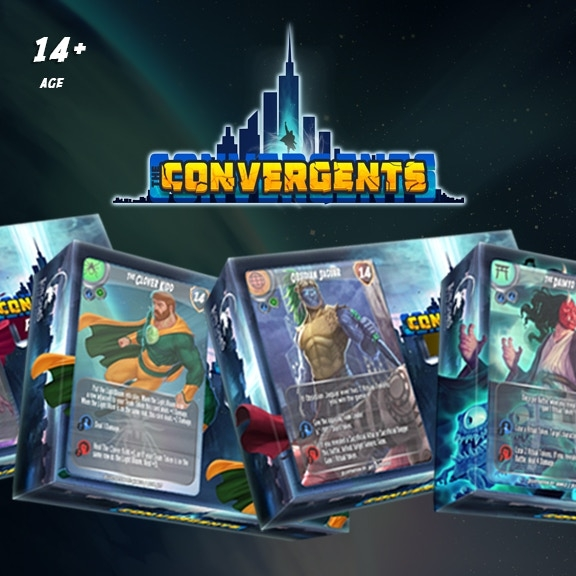Convergents - Video - First Impressions - The Convergents