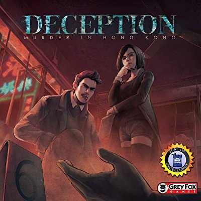 Deception: Murder in Hong Kong - Video - Rook & Record - Deception: Murder in Hong Kong - Live @ PAX Unplugged