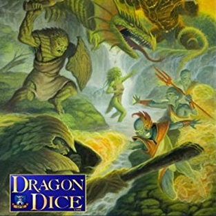 Dragon Dice - Video - First look at Dragon Dice 3.0 Rules & New 2-Player Starters - Live @ PAX UnpluggedVideo - Dragon Dice ReviewVideo - Dragon Dice Racial Spotlight - Goblins!Podcast - Interview with Chuck Pint of SFRPodcast - TCbH Reviews Dragon Dice