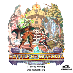 Battle for Biternia - Video - First Impressions - Battle for BiterniaPodcast - Interview with designer Chris FaulkenberryPodcast - Interview with Gary Mosman and Jon Moffat of Stone Circle Games