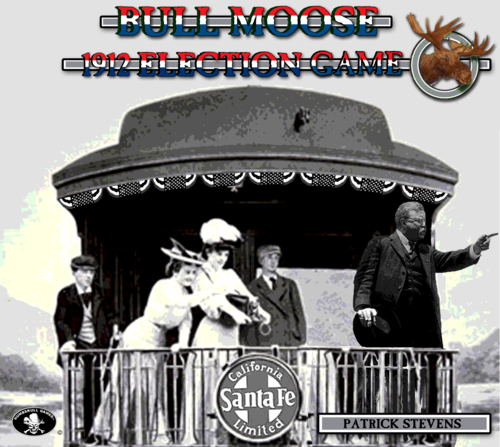 Bull Moose: 1912 Election Game - Written Review
