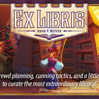 Ex Libris - Written ReviewVideo - Cardboard Cutouts: Critical Hits of 2017