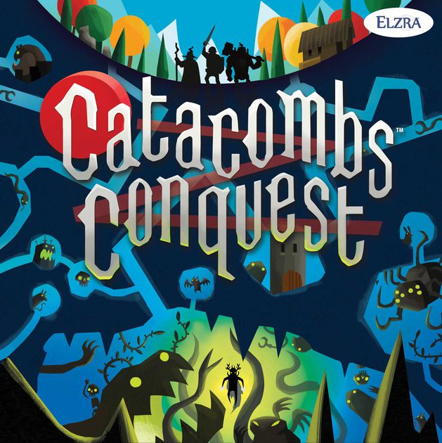 Catacombs Conquest - Video - Catacombs Conquest ReviewVideo - Catacombs Conquest Additional Thoughts & Review Q&APodcast - Interview with Aron West (Designer / Publisher) # 1Podcast - Interview with Aron West (Designer / Publisher) # 2Podcast - Dice Tower Con mini interviews ft. Aron West (Co-Designer / Publisher)