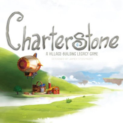 Charterstone - Video - Charterstone ReviewPodcast - Interview with Jamey Stegmaier (Designer)Podcast - Jamey Stegmaier Returns (Designer)Podcast - Interview with Morten Monrad Pederson (Automa Designer)