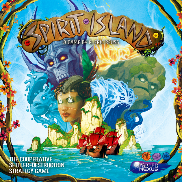 Spirit Island - Video - ReviewPodcast - Review & Behind the Scenes - Spirit Island