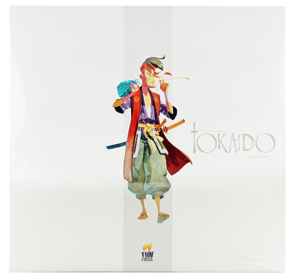 Tokaido - Written Review