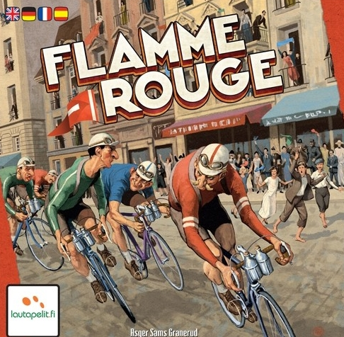 Flamme Rouge - Video ReviewVideo - Rook & RecordPodcast - Interview with Asger Harding Granerud