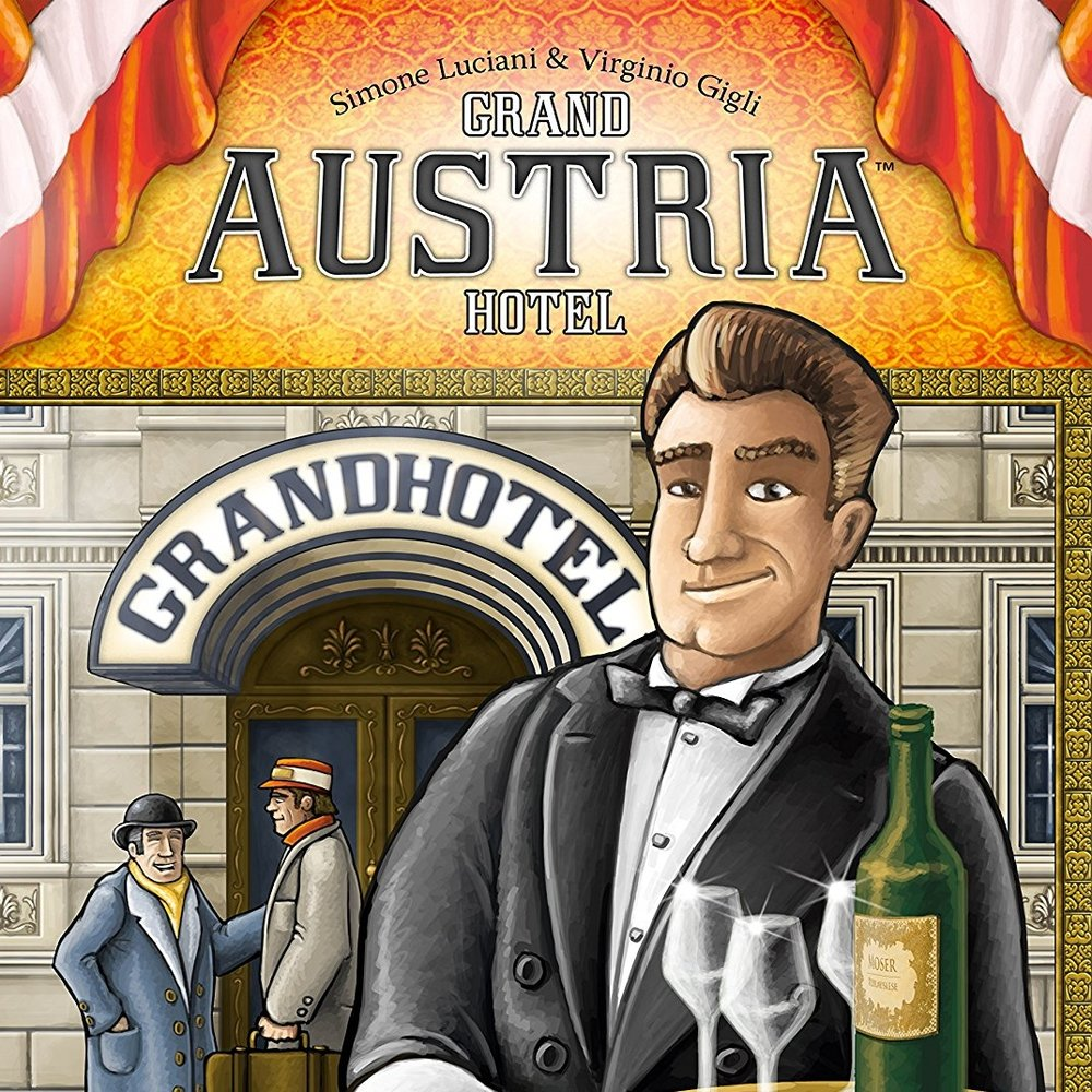 Grand Austria Hotel - Cardboard Craftworks - Organization 101 ft. Grand Austria Hotel