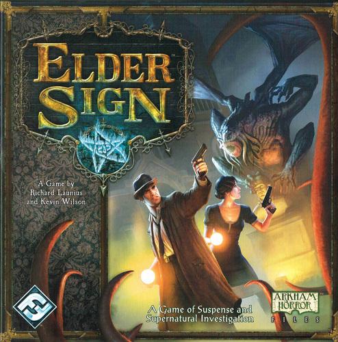 Elder Sign - Written ReviewPodcast - TCbH Reviews